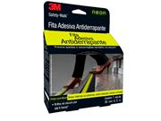 3M - Fita Antiderrapante Safety Walk Fosforescente 50mm x 5m