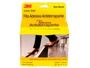 3M - Fita Antiderrapante Safety Walk Preta 50mm x 5m
